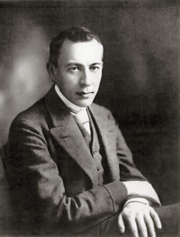 Rachmaninov Biografie